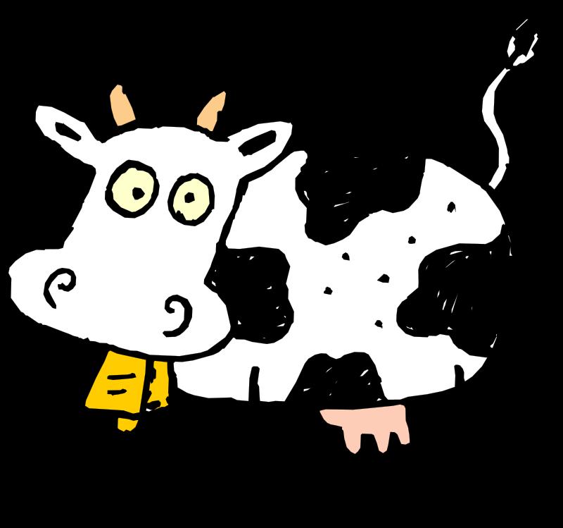 Mucche felici, latte più buono.